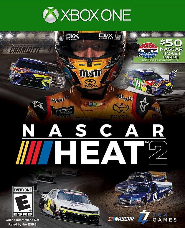 NASCAR Heat 2 for Xbox One