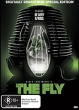 The Fly - Digitally Remastered Special Edition on DVD