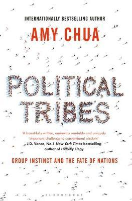 Political Tribes by Amy Chua image