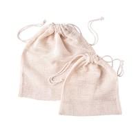 Organic Cotton Produce Bags (6pk)