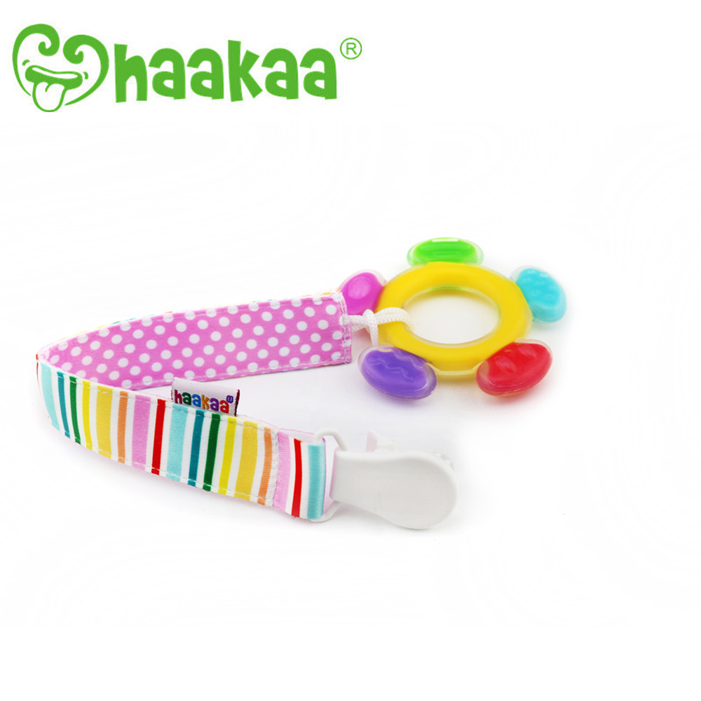 Haakaa: Ferris Wheel Teether image