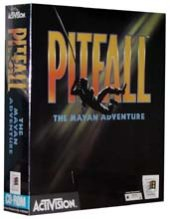 Pitfall - The Mayan Adventure for PC Games