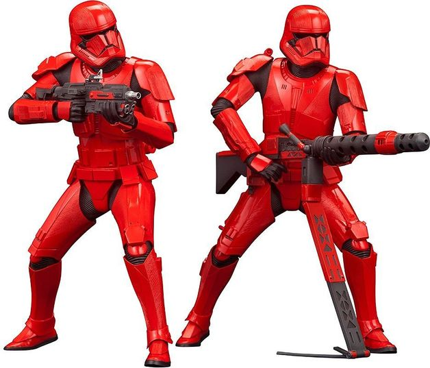 Star Wars: Artfx+ 1/10 Sith Trooper 2-Pack - PVC Figure