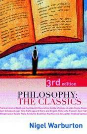 Philosophy: The Classics by Nigel Warburton image