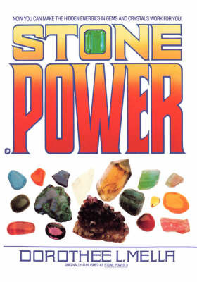 Stone Power by Dorothee L. Mella image