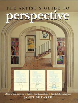 The Artist's Guide to Perspective by Janet Shearer image