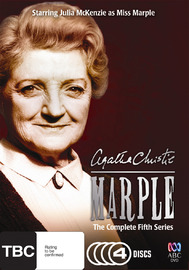 Agatha Christie's Miss Marple - The Complete Series 5 on DVD