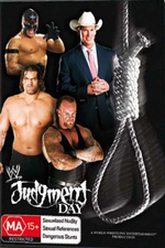 WWE - Judgment Day 2006 on DVD