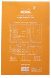 Bloc Rhodia DOT.Pad Orange 80sh 80g A4+ Matrix Dots 5mm image
