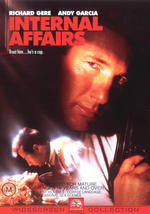 Internal Affairs on DVD
