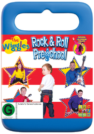 The Wiggles: Rock & Roll Preschool on DVD