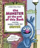 The Monster at the End of the Book by Jon Stone