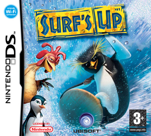 Surf's Up for Nintendo DS image