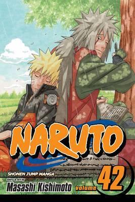 Naruto: v. 42 by Masashi Kishimoto image