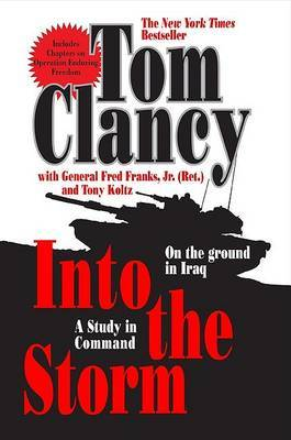 Into the Storm by Tom Clancy