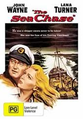 The Sea Chase on DVD