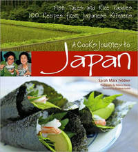 Cook's Journey to Japan by Sarah Marx Feldner image
