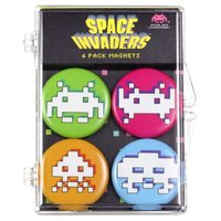 Space Invaders Magnets