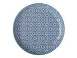 Christopher Vine: Azure Side Plate - Light Blue (18.5cm)