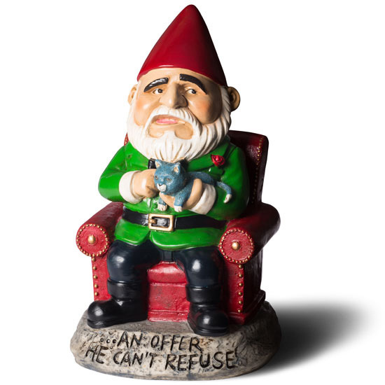BigMouth Inc: An Offer he Can't refuse Gnome