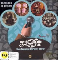Creature Comforts - Seasons 1-2 on DVD image