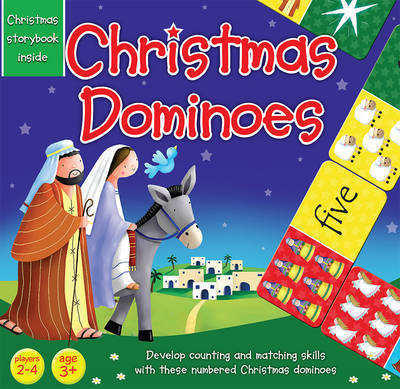 Christmas Dominoes by Juliet David