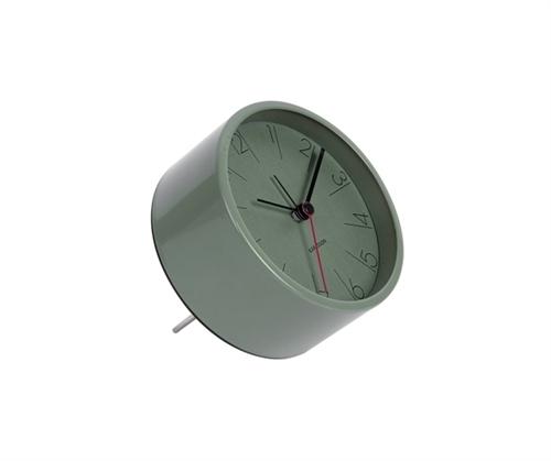 Karlsson Alarm Clock - Elegant Numbers (Green) image