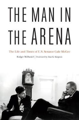 The Man in the Arena by Rodger McDaniel image