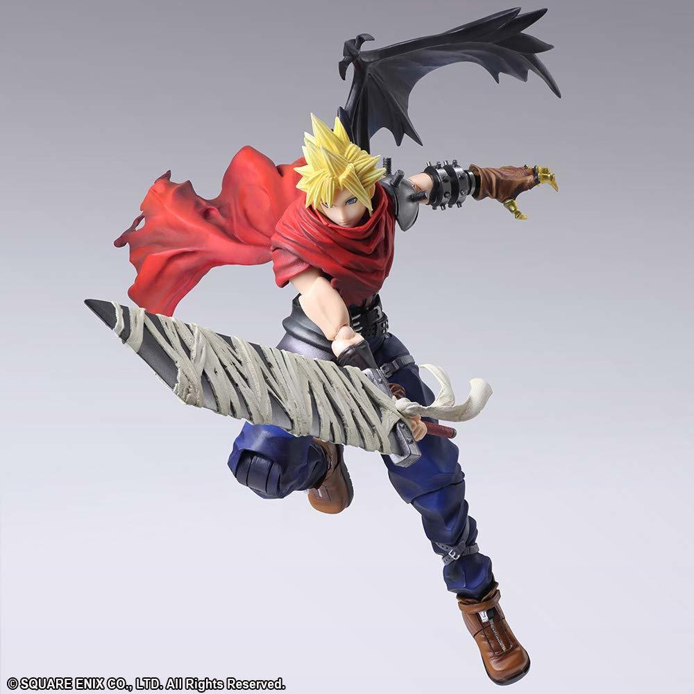 Final Fantasy VII: Cloud Strife - Bring Arts Figure image