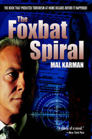 The Foxbat Spiral by Mal Karman image