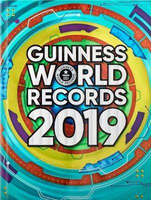Guinness World Records 2019 by Guinness World Records image