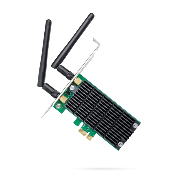TP-LINK Archer T4E-AC1200 Wireless Dual Band PCI Express Adapter