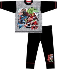 Marvel Comics: Avengers Kids Pyjama Set - 9-10 image