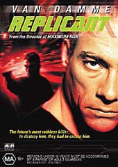 Replicant on DVD