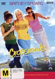 Crossroads on DVD image