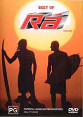 The Best Of Ra - Volume 1 on DVD
