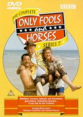 Only Fools And Horses - Complete Series 2 on DVD