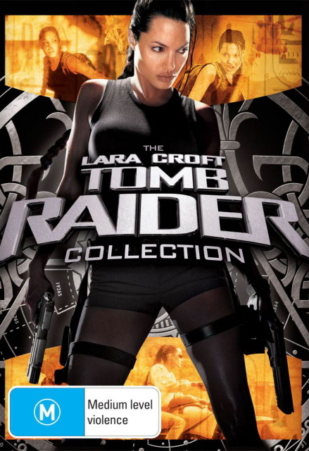 Tomb Raider Collection, The (2 Disc Box Set) on DVD