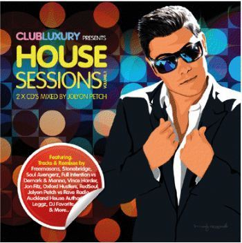 Club Luxury Presents: House Sessions v.1 by Jolyon Petch