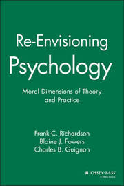 Re-envisioning Psychology by Frank C. Richardson image