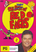 Best And Worst Of Red Faces, The - Vol. 2 on DVD