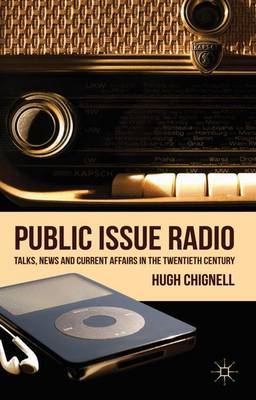 Public Issue Radio by H. Chignell