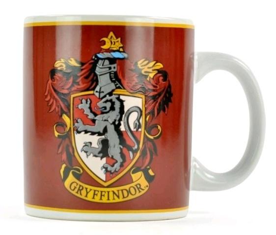 Harry Potter: Gryffindor Crest - Mug image