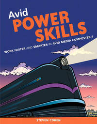 Avid Power Skills by Peachpit Press image