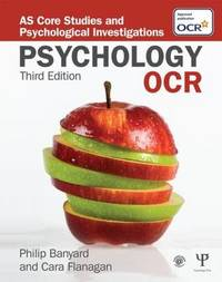 OCR Psychology by Philip Banyard