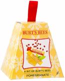 Burt's Bees Gift Set - Pomegranate