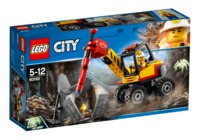 LEGO City: Mining Power Splitter (60185)