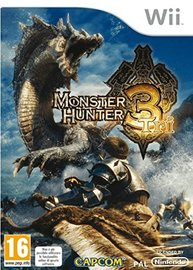 Monster Hunter Tri for Nintendo Wii