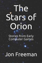 The Stars of Orion by Jon Freeman image