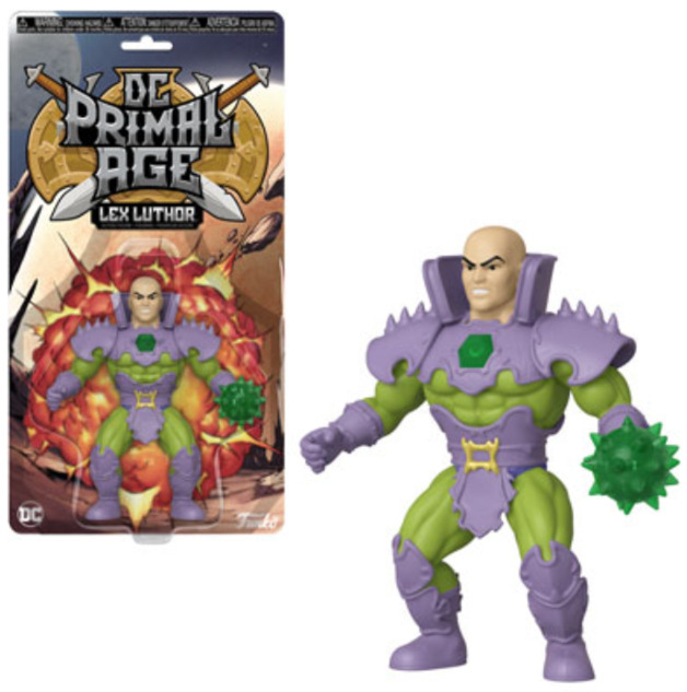 "DC Primal Age: Lex Luthor - 5"" Action Figure"